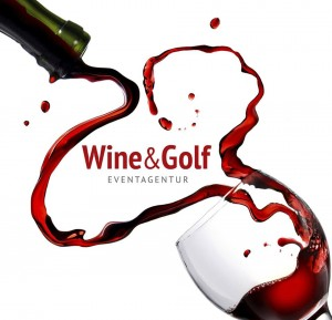 wine and golf